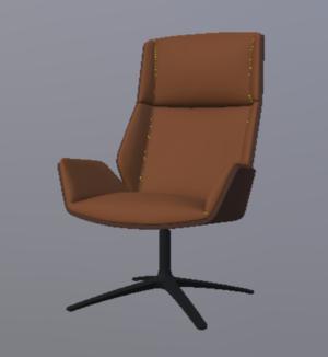 BOSS办公椅