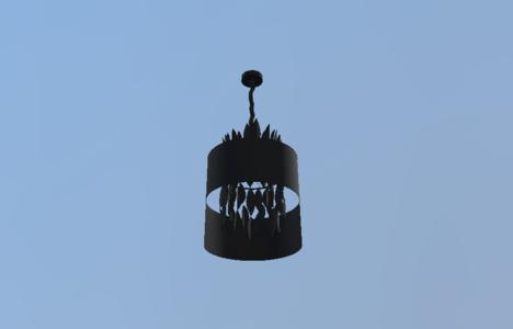 欧式奢华吊灯3