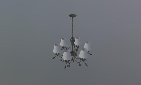 美式吊灯4