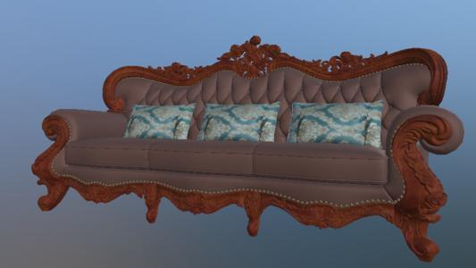 法卡萨欧式 定制沙发