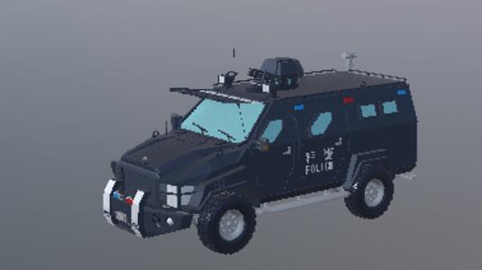 武警车装甲车