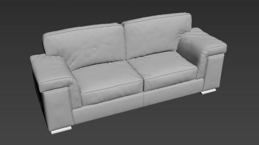 双人沙发_